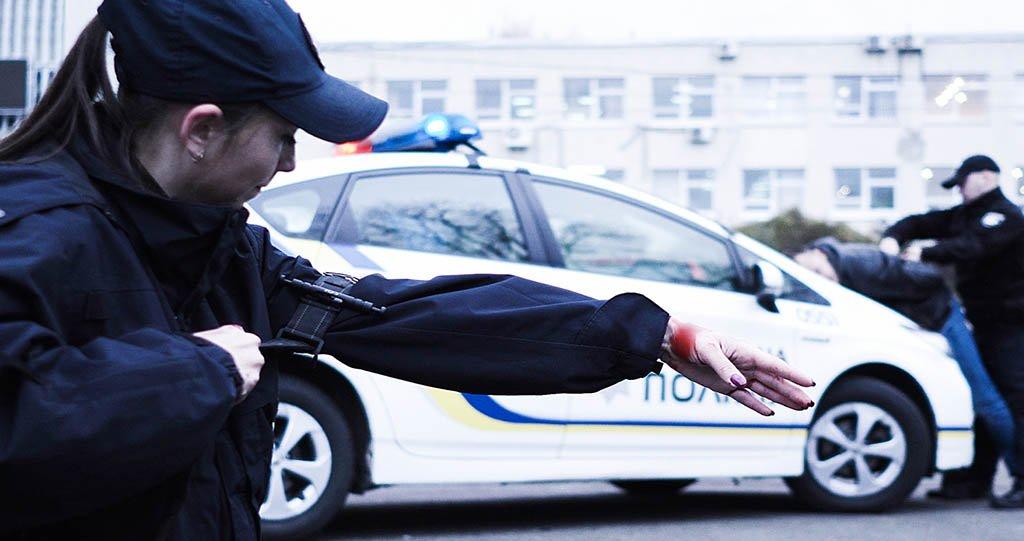 ДЖГУТ–ТУРНІКЕТ СІЧ в поліцейській аптечці